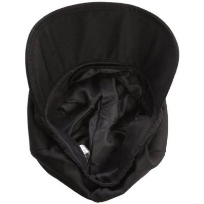遮熱クールキャスケット ブラック