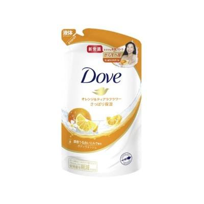 ダヴ(Dove) オレンジ&ティアラフラワー ボディウォッシュ 詰替え用 360g ユニリーバ(Unilever)