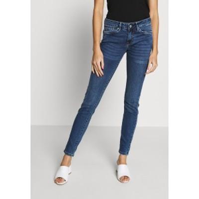 ペペジーンズ レディース デニムパンツ ボトムス PIXIE - Jeans Skinny Fit - denim denim