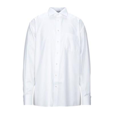 ETON シャツ ホワイト 42 コットン 100% シャツ