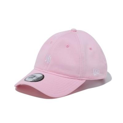 帽子屋ONSPOTZ / ニューエラ キャップ 9THIRTY SWEAT MINI LOGO MLB ニューヨークヤンキース NEW ERA WOMEN 帽子 > キャップ