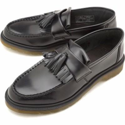 Dr.Martens ドクターマーチン タッセルローファー ADRIAN アドリアン ブラック 靴 (14573001 FW18)【yen1000】
