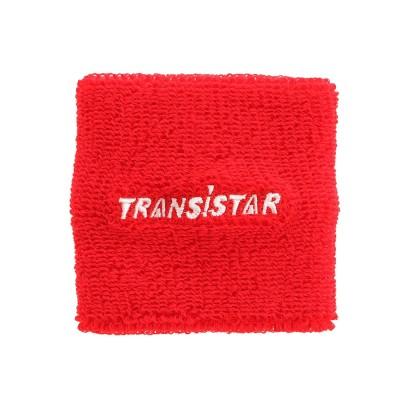 TRANSISTARハンドボールリストバンド HB20SE02-61レッド
