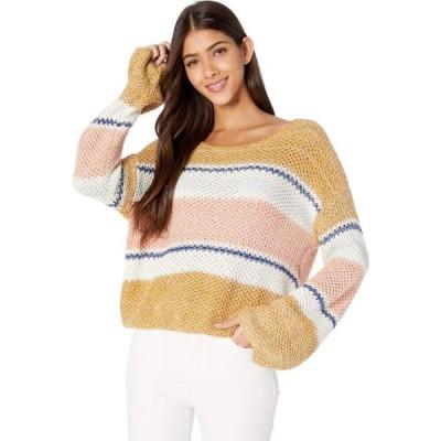 リップカール Rip Curl レディース ニット・セーター トップス Sunsetters Sweater Multi