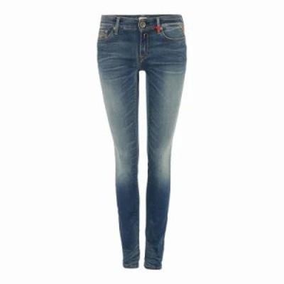 リプレイ ジーンズ・デニム Luz Skinny Jeans Hyperflex blue