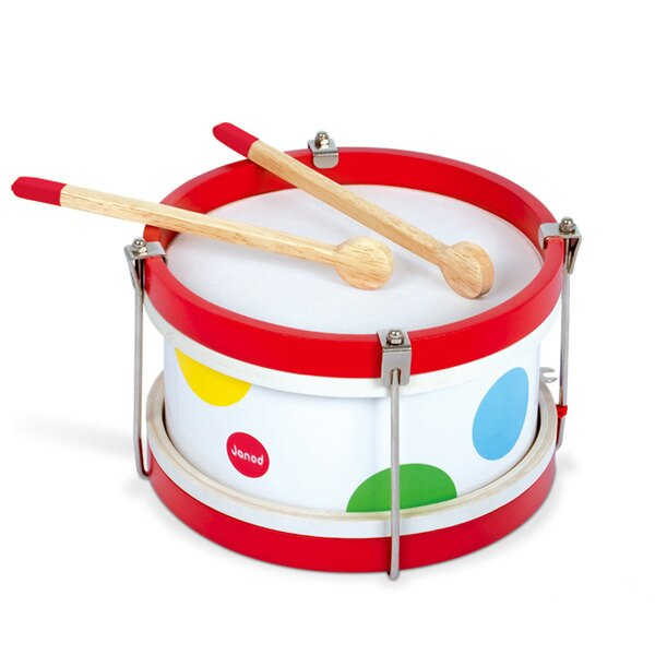 【法國Janod】音樂好好玩-小鼓手/ 樂器