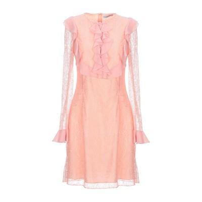 ブルマリン BLUMARINE ミニワンピース&ドレス ピンク 40 ナイロン 100% / ポリエステル ミニワンピース&ドレス