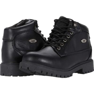 ラグズ Lugz レディース ブーツ シューズ・靴 Mantle Mid Black
