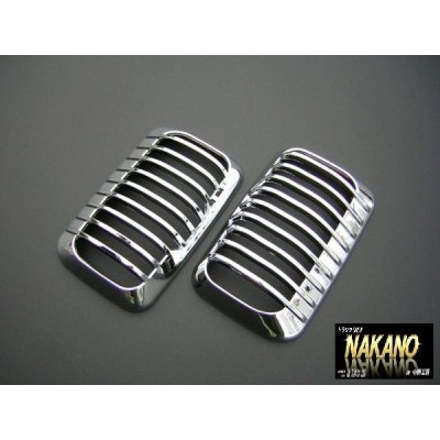 ◆条件付き送料無料◆ドアサイドウインカーメッキカバー(192) ドアサイドマーカーカバー スーパーグレート/NEWスーパーグレート