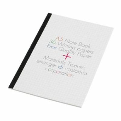 A5ノート 60ページ 方眼5mm グレー BASIS 大学ノート シンプル 公式通販サイト