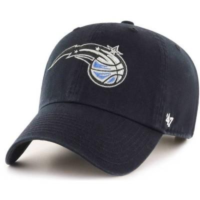フォーティーセブン メンズ 帽子 アクセサリー '47 Men's Orlando Magic Clean Up Adjustable Hat