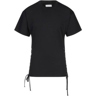 フェイス・コネクション FAITH CONNEXION T シャツ ブラック XS 100% コットン T シャツ