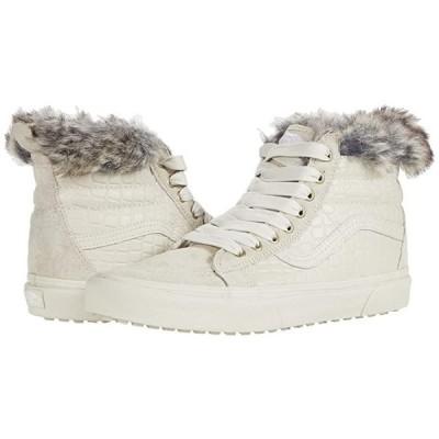 バンズ SK8-Hi MTE メンズ スニーカー 靴 シューズ (Croc MTE) oatmeal/oatmeal