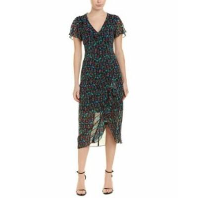Nanette Lepore ナネットレポー ファッション ドレス Nanette Lepore Silk Midi Dress