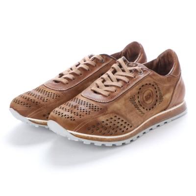 ヨーロッパコンフォートシューズ EU Comfort Shoes BCN スニーカー(B-1119) (ブラウン)