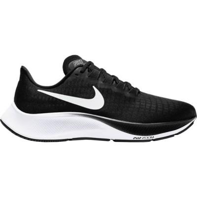 ナイキ Nike レディース ランニング・ウォーキング エアズーム シューズ・靴 Air Zoom Pegasus 37 Black/White/Thunder Grey