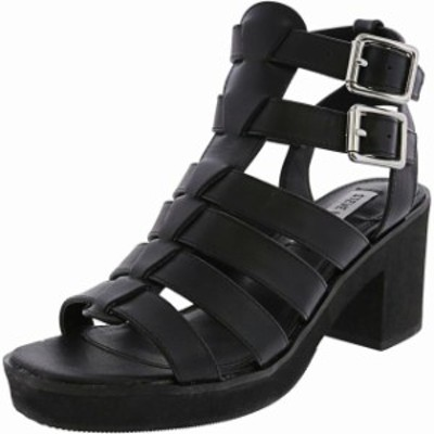 Madden メデン シューズ  Steve Madden Womens Clue Mid-Top Leather Heel