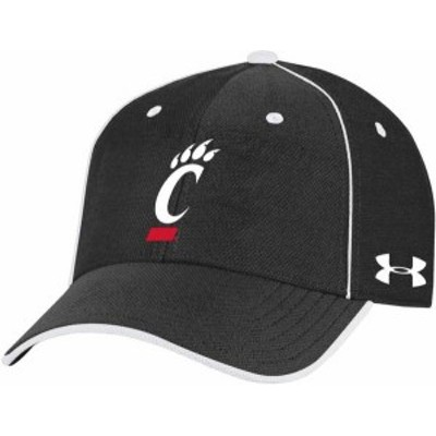 アンダーアーマー メンズ 帽子 アクセサリー Under Armour Men's Utah Utes Crimson Isochill Adjustable Hat
