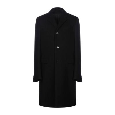 プラダ PRADA コート ブラック 50 ウール 100% コート