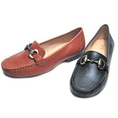 イングプラス ing PLUS 8004 ワイズ2E ビットローファー レディース 靴