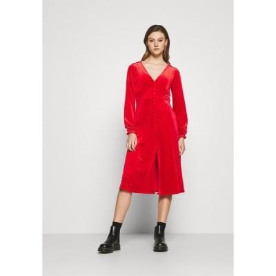モンキ ワンピース レディース トップス LOUISA DRESS - Day dress - red