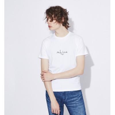 【アバハウス/ABAHOUSE】 【展開店舗限定】CITY刺繍 半袖Tシャツ