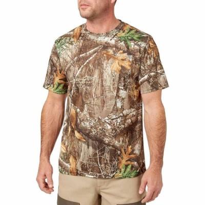 フィールドアンドストリーム Field & Stream メンズ Tシャツ トップス Performance Camo T-Shirt Realtree EDGE