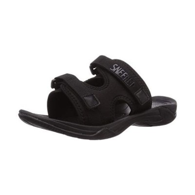 [エンチャンテッド] サンダル 20710 軽量スポーツサンダル ブラック 23.0~23.5 cm 2E