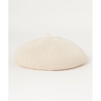 yield / 【PixyPlanet】Kids Cotton Thermo Beret(キッズ/子供用) PCA-N70881 KIDS 帽子 > ハンチング/ベレー帽