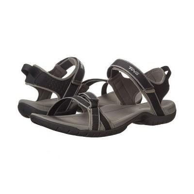 Teva テバ レディース 女性用 シューズ 靴 サンダル Verra - Black