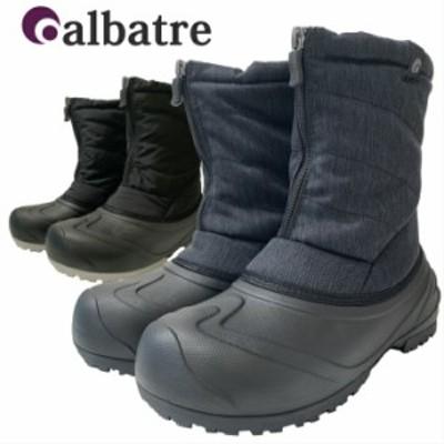 アルバートル(albatre)スノーブーツ メンズ レディス AL-WP1730 EVA防寒靴 スノーシューズ 雪 防水 保温