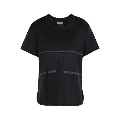 アディダス バイ ステラ マッカートニー ADIDAS by STELLA McCARTNEY T シャツ ブラック S リサイクルポリエステル 8