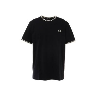フレッドペリー(FRED PERRY) TWIN TIPPED Tシャツ M1588-795 21SS (メンズ)