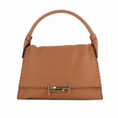 トッズ ショルダーバッグ Brown leather shoulder bag Brown