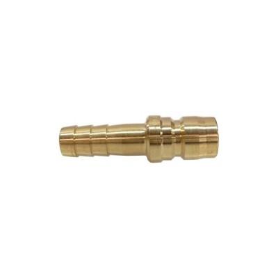 TSPカプラ プラグ (ホース取付用) 真鍮製 日東工器 BSBM-4TPH 00570