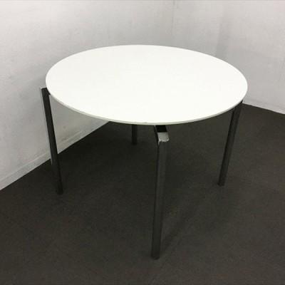 丸テーブル MR MR0909 内田洋行/ウチダ  中古 TR-841626C
