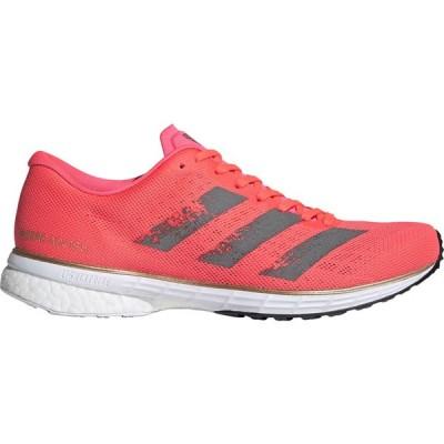 アディダス adidas レディース 陸上 シューズ・靴 adiZero Adios 5 Signal Pink/Black/Copper Metallic