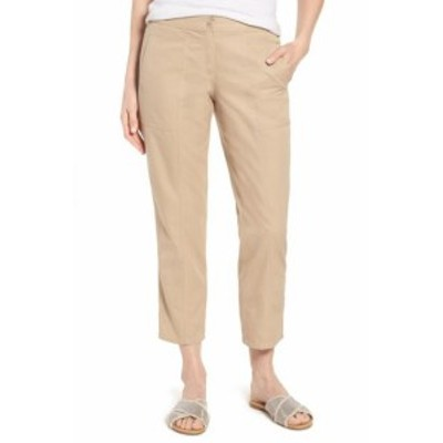 Nordstrom ノードストローム ファッション パンツ Nordstrom Signature NEW Beige Womens Size 14 Khakis Chinos Pants