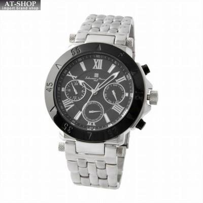 サルバトーレ・マーラ Salvatore Marra SM14118-SSBK  メンズ 腕時計