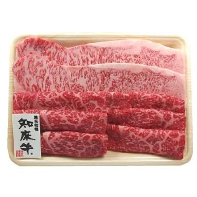 ギフト 北海道産 知床牛ステーキ&すき焼