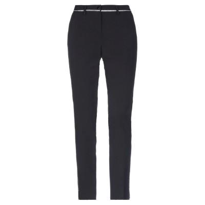 PHILIPP PLEIN パンツ ブラック XL ポリエステル 89% / ポリウレタン 11% パンツ