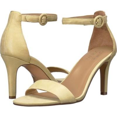 ナチュラライザー Naturalizer レディース サンダル・ミュール シューズ・靴 Kinsley Flash Yellow Shimmer Leather