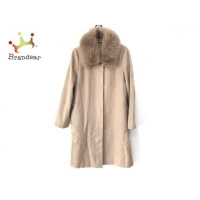 エターナラス ETERNALLOUS コート サイズ13 L レディース - ベージュ 長袖/冬   スペシャル特価 20210107