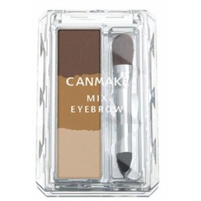 キャンメイク(CANMAKE) ミックスアイブロウ 06 ハニーブラウン