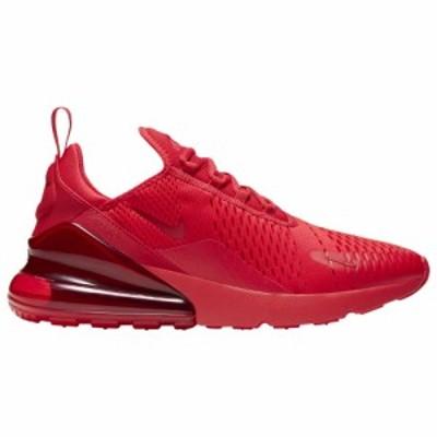 ナイキ メンズ エア マックス270 Nike Air Max 270 スニーカー University Red/University Red/Black