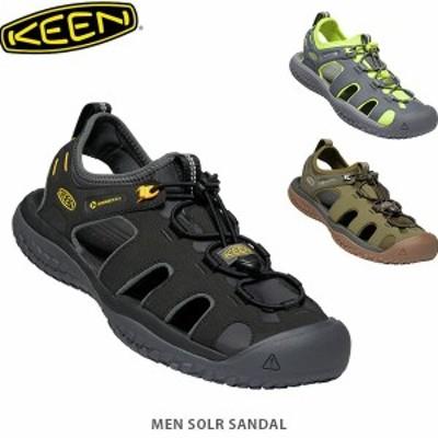 送料無料 KEEN キーン サンダル メンズ ソーラー サンダル MEN SOLR SANDAL KEE0229 国内正規品