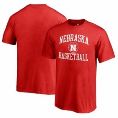 Fanatics Branded ファナティクス ブランド スポーツ用品  Fanatics Branded Nebraska Cornhuskers Youth Scarlet In Bounds T-Shirt