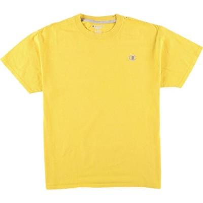 チャンピオン ワンポイントロゴTシャツ メンズL /eaa049966
