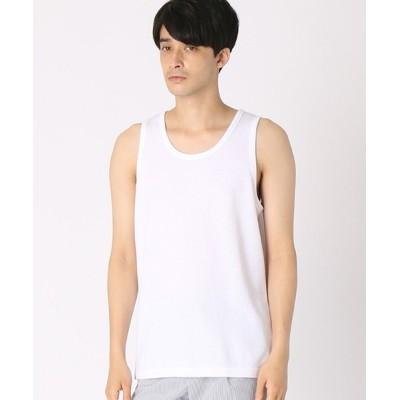 COMME CA ISM / タンクトップ MEN トップス > Tシャツ/カットソー