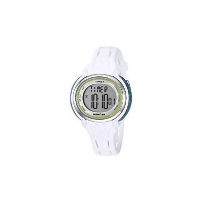 腕時計 タイメックス レディース TW5K90700 Timex Ironman Sleek 50 Lap White One Size